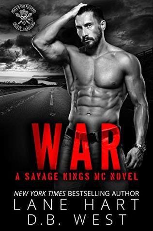 War (Savage Kings MC #4)