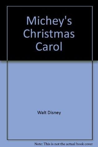 Michey's Christmas Carol