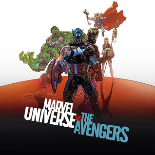 Marvel Universe vs. the Avengers (Issues) (4 Book Series)