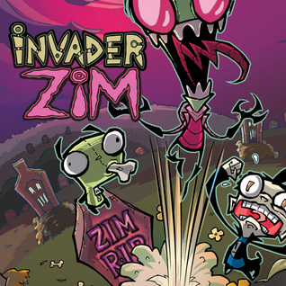 Invader Zim (Issues) (33 Book Series)