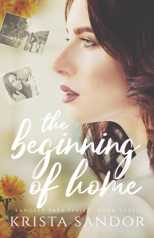 The Beginning of Home by Krista Sandor