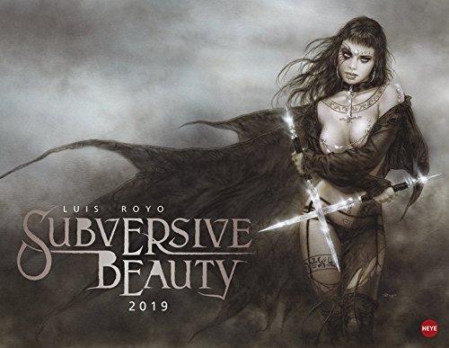 Luis Royo Subversive Beauty - Kalender 2019