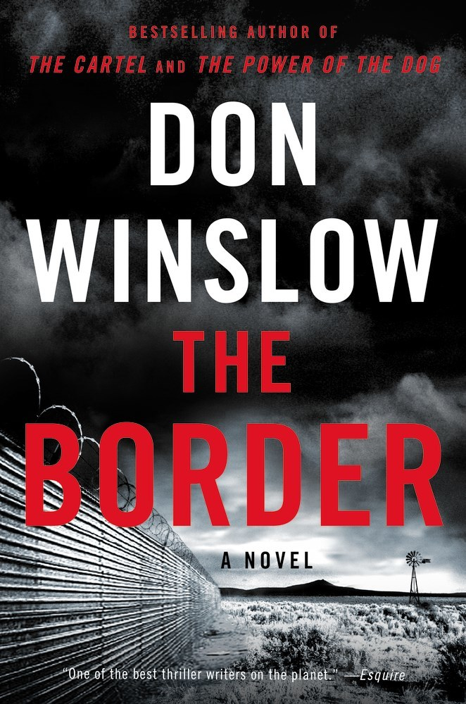 The Border (Power of the Dog, #3)