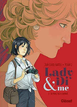 Lady Di & me  by Yishan Li