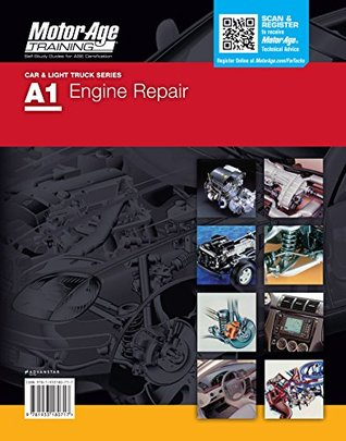 ASE DVD Study Guide A1 Engine Repair Certification by Motor Age Training