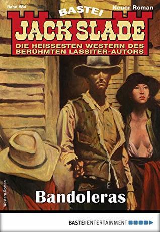 Jack Slade 864 - Western: Bandoleras