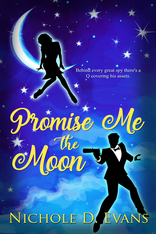 Promise Me the Moon (The Q Chronicles #1)