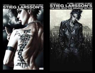 Millennium Trilogy Graphic Novel (2 Book Series)