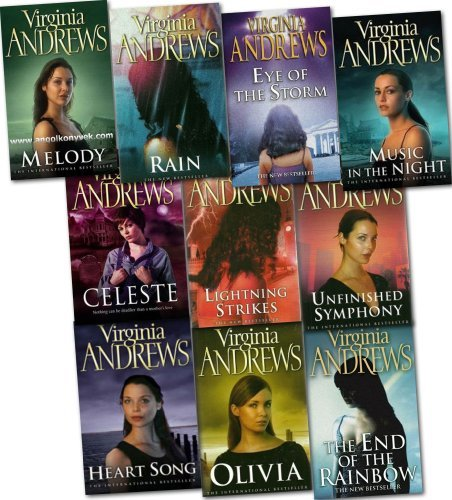 Virginia Andrews Collection10 Books Set