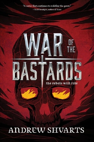 War of the Bastards (Royal Bastards, #3)