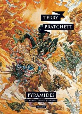 Les annales du Disque-Monde, Tome 7 : Pyramides : Le livre de la sortie