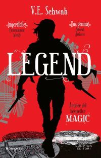 Legend (Shades of Magic, #2)