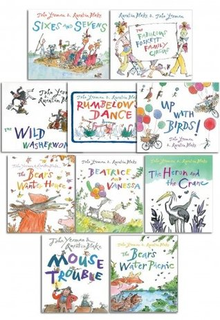 Quentin Blake Collection 10 Books Set