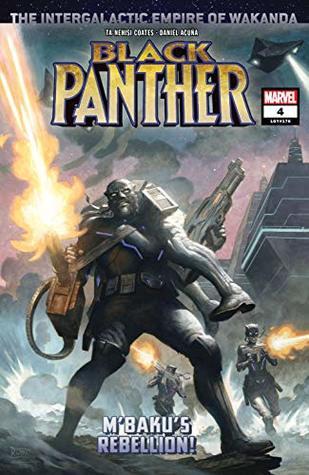 Black Panther (2018-) #4