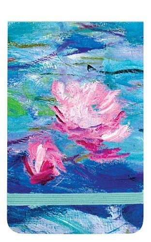 Monet Evening Waterlilies Mini Journal