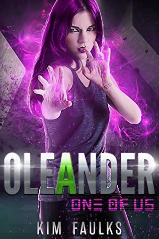Oleander by Kim Faulks