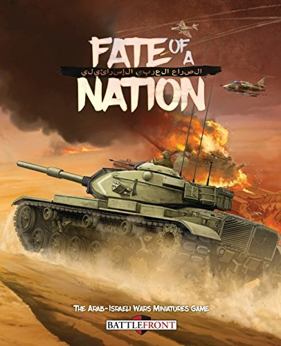 Fate of a Nation (Battlefront Book 2)