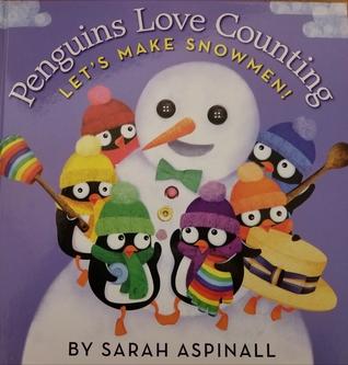 Penguins Love Counting: Let's Make Snowmen!