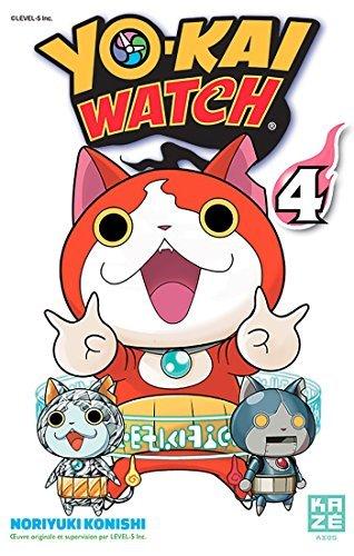 Yo-Kai Watch T04