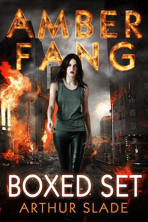 Amber Fang Box Set: Books 1-3
