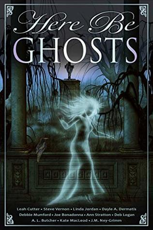Here Be Ghosts (Myth, Monsters and Mayhem Book 6)