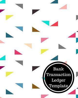 Bank Transaction Ledger Template: Bank Transaction Register