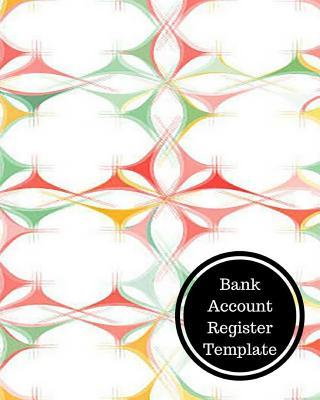 Bank Account Register Template: Bank Transaction Register