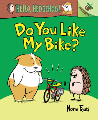 Do You Like My Bike? by Norm Feuti