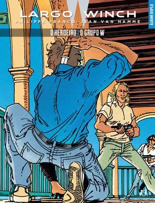 Largo Winch Comic Book