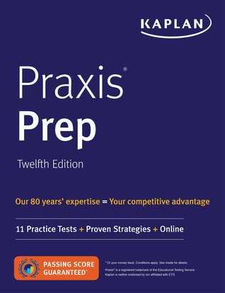 Praxis Prep: 11 Practice Tests + Proven Strategies + Online