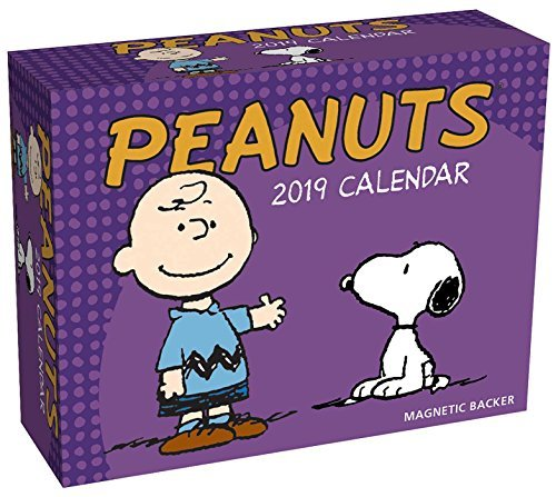 Peanuts 2019 Mini Day-to-Day Calendar