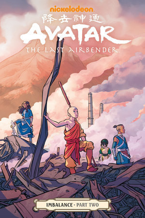 Avatar: The Last Airbender: Imbalance, Part Two