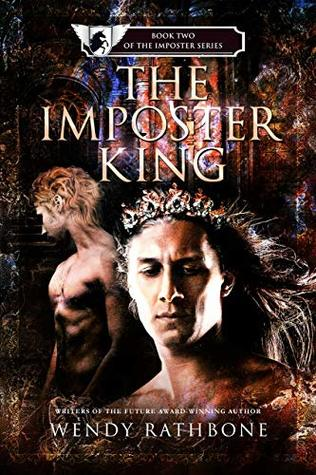 The Imposter King (Imposter, #2)
