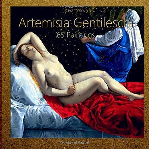 Artemisia Gentileschi: 65 Paintings