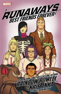 Runaways, Vol. 2: Best Friends Forever
