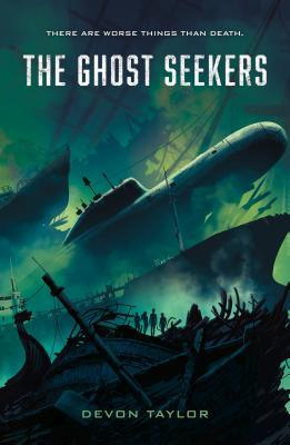 The Ghost Seekers (The Soul Keepers #2_