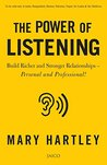 The Power of Listening by Mary Hartley