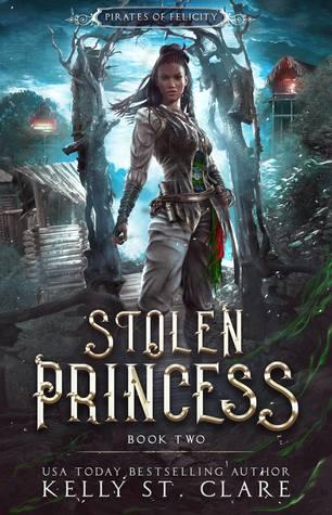 Ebba-Viva Fairisles: Stolen Princess (Pirates of Felicity Book 2)