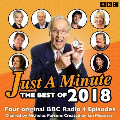 Just a Minute: Best of 2018: 4 episodes of the much-loved BBC Radio comedy game