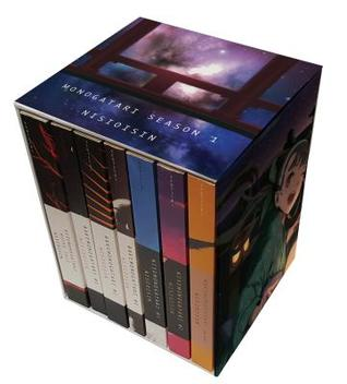 Monogatari Series Box Set Limited Edition