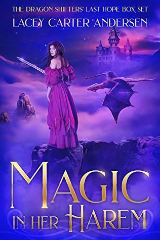 Magic in Her Harem by Lacey Carter Andersen