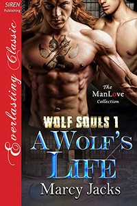 A Wolf's Life (Wolf Souls #1)