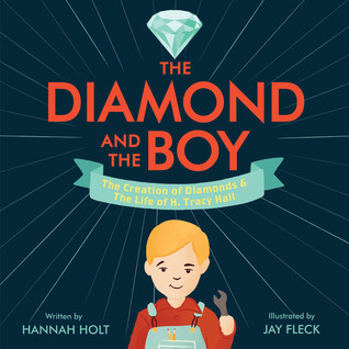 The Diamond and the Boy by Hannah Holt