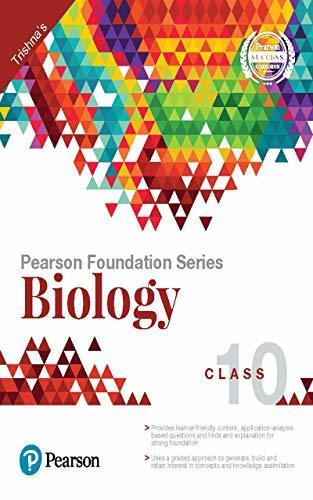 Pearson Foundation Series Biology Class-10 Four Colour
