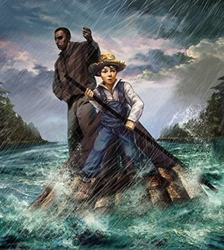 The adventure of huckleberry finn ( ANNOTATED ): Best edition for competitive exams