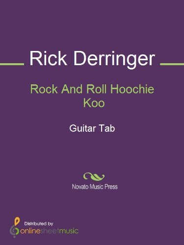 Rock And Roll Hoochie Koo