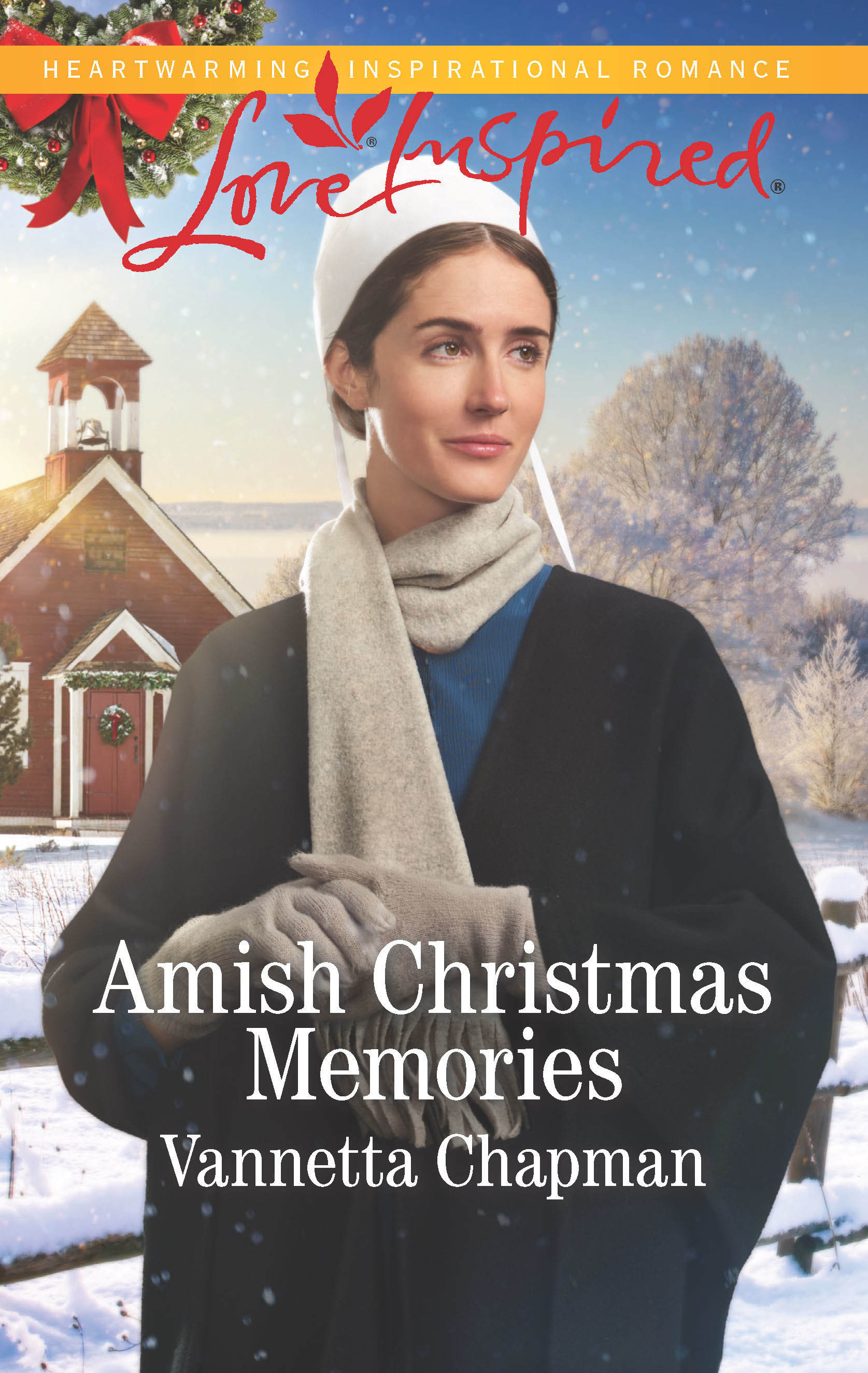 Amish Christmas Memories (Indiana Amish Brides #2)