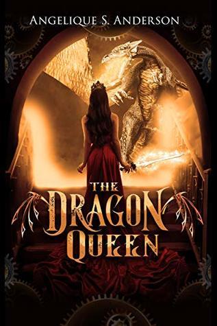 The Dragon Queen (The Dracosinum Tales Book 4)