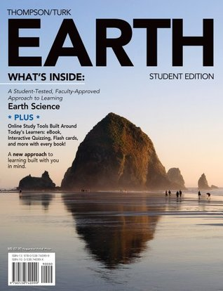 Bundle: EARTH for Earth Science and the Environment (with Bind-In Printed Access Card) + 4LTR Press Print Sticker Option