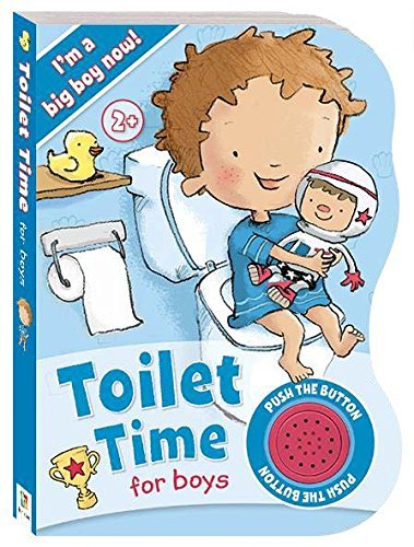 Toilet Time for Boys: Sound Book